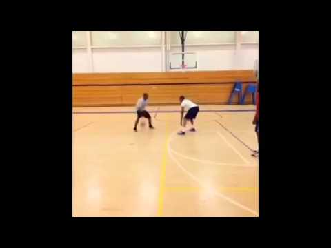 BEST EPIC BASKETBALL DRIBBLING SHOW OFF MOVES