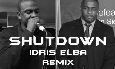 WOW! Idris Elba Remixes Skepta's Shutdown
