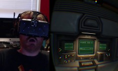 Will Plays - Alien: Isolation on the Oculus VR - Previously Recorded