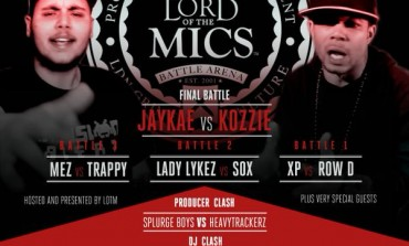 FACE & BLACK HYPE SESSIONS - LORD OF THE MICS 7