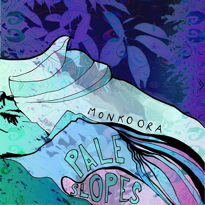 MONKOORA – PALE SLOPES (MINI LP)