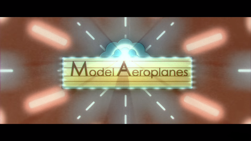 MODEL AEROPLANES - WHATEVER DRESS SUITS YOU BETTER
