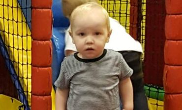 Toddler Harry Studley shot in head to 'shut him up'