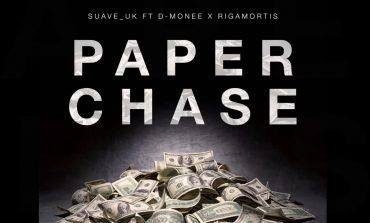 SUAVE_UK FT D MON E x RIGAMRTIS - 'PAPER CHASE'