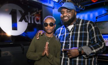 DJ ACE X WIZKID ON ACE WEEK ON BBC RADIO 1XTRA