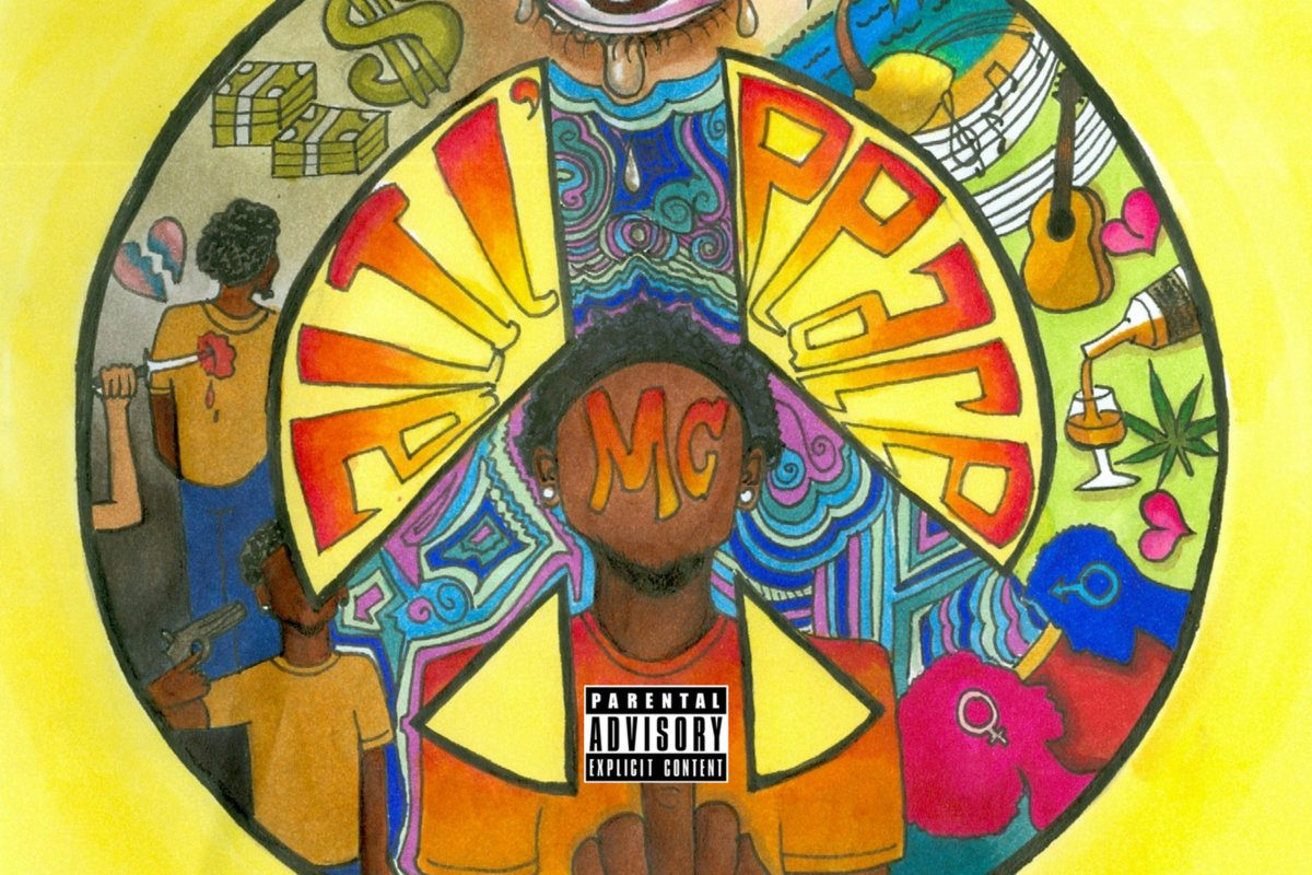 MC! – 'A Lil Peace' [Album]