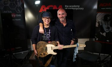JAMIROQUAI GUITARIST AND FUNK LEGEND VISITS ACM LONDON