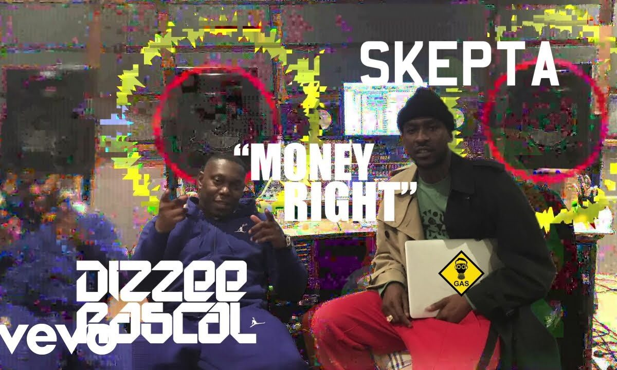Dizzee Rascal – Money Right ft. Skepta