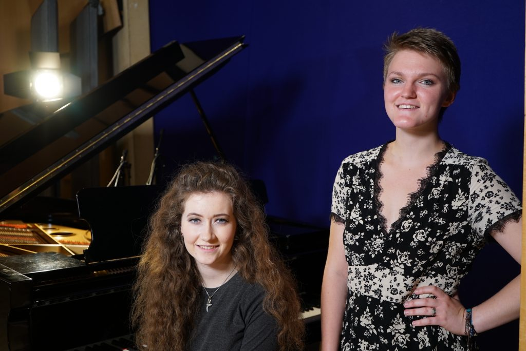 Leoni Kennedy & Daisy Phillips - Freddie Mercury Scholarship