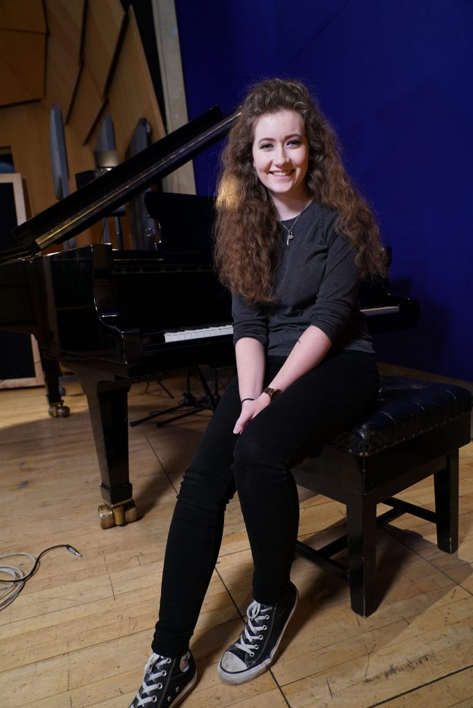 Leoni Kennedy - Freddie Mercury Scholarship Winner
