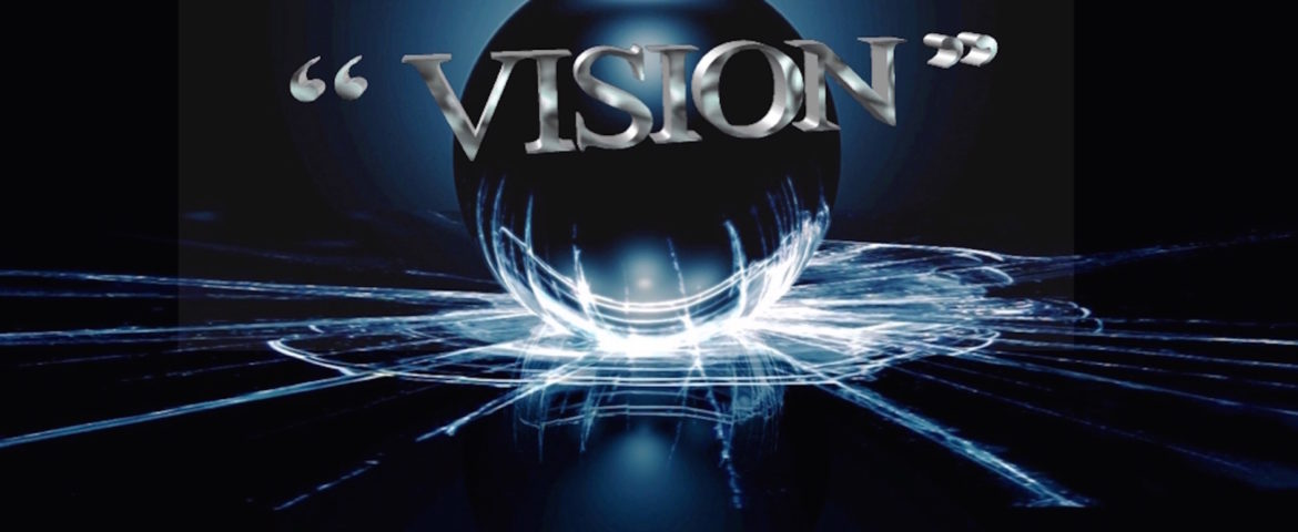 "Vision – Releases the self entitled album ""VISION"""