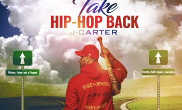 J-CARTER - 'TAKE HIP-HOP BACK'