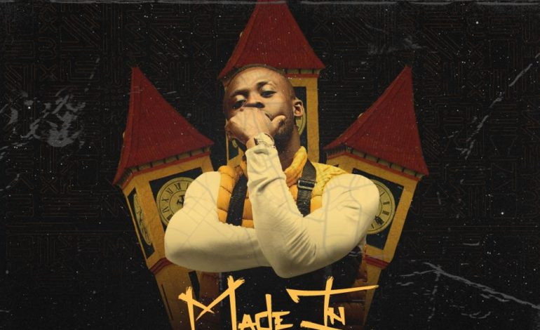 Mannie Mims - Made In Kumasi [EP]
