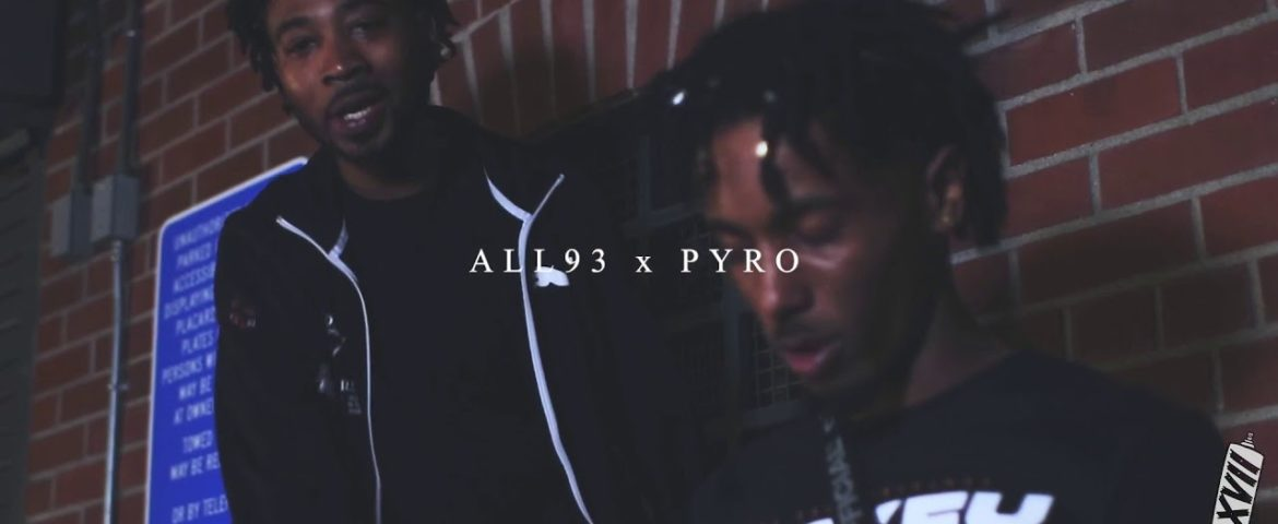 All93 x Pyro- Red Bottoms || Dir. A Peak Vibes Production