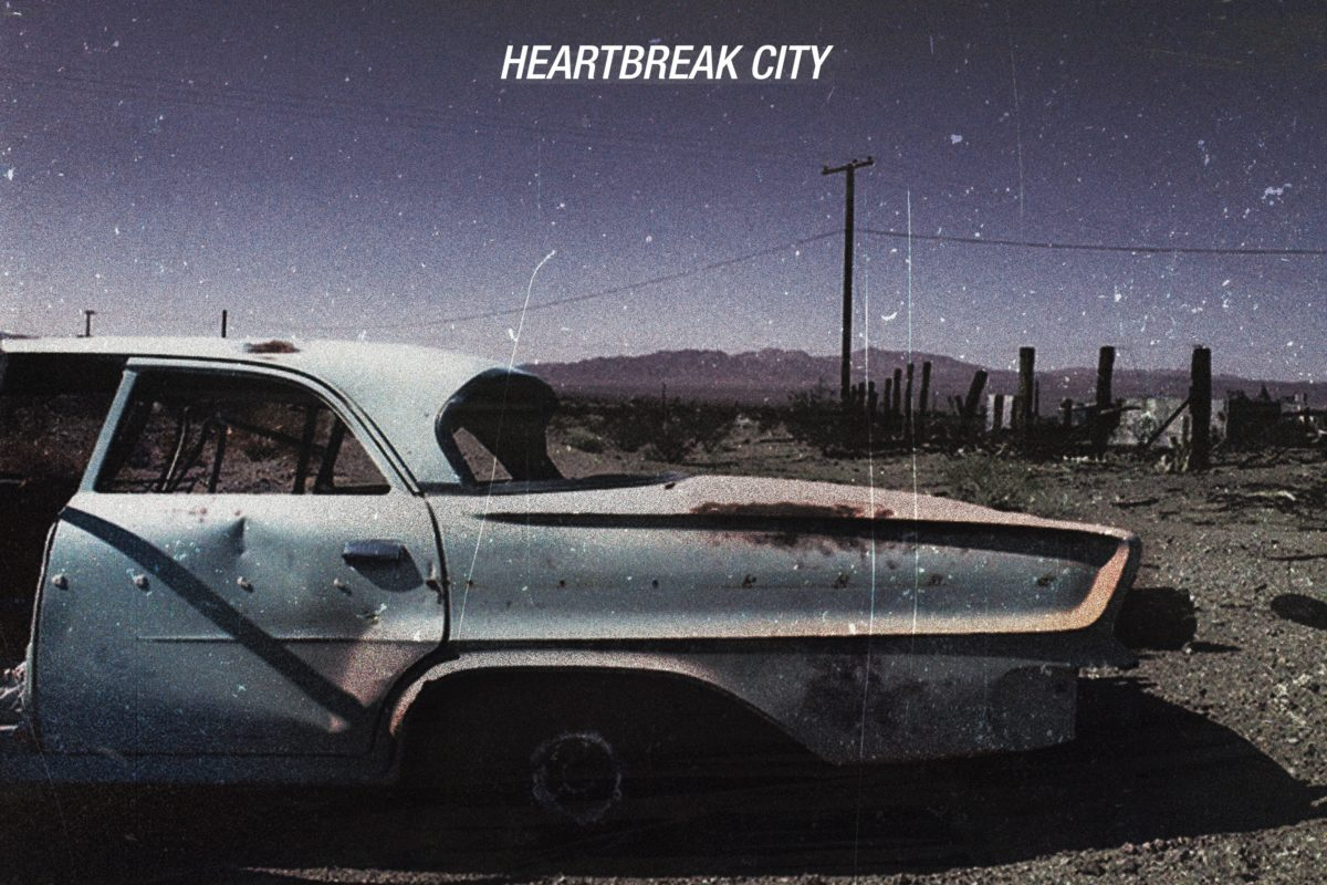 loverswasteland – 'HEARTBREAK CITY'