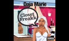 """Rapper Daja Marie to Follow """"Closet Freakk"""" Video with Self-Titled Debut EP on October 2nd"""